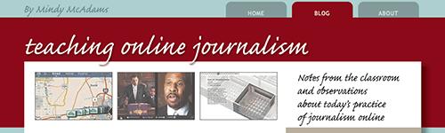Image: Teaching Online Journalism