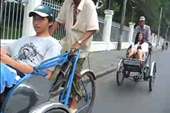 Image: Video of Cyclo Ride