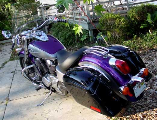 Photo: Honda Shadow ACE 750